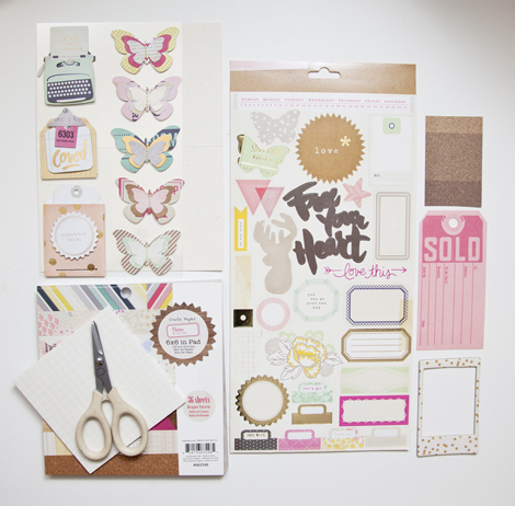 Project by Ashley Cannon Newell for Crate Paper