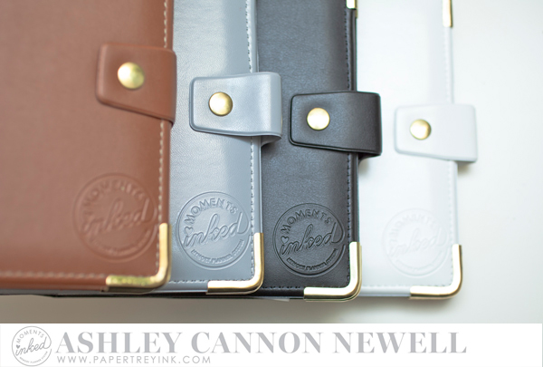 Moments Inked Planner Photo by Ashley Cannon Newell for Papertrey Ink - December 2016 - #AshleyCannonNewell #PaperSuite #PapertreyInk