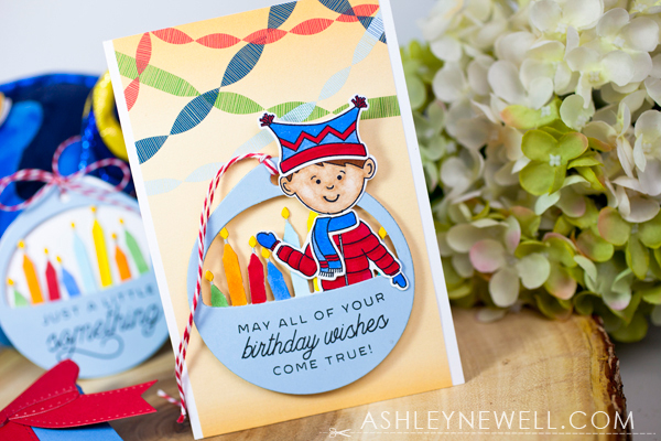 Project by Ashley Cannon Newell for Papertrey Ink - November 2016 - #AshleyCannonNewell #PaperSuite #PapertreyInk - For You + Dress Up Dolls: Basics + Dress Up Dolls: Winter Fun